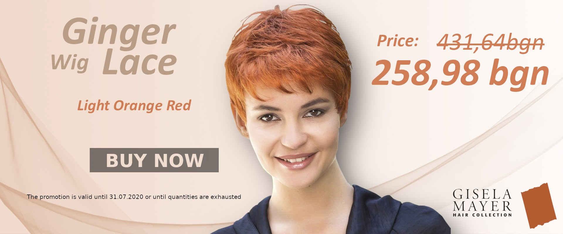 -40% GINGER LACE